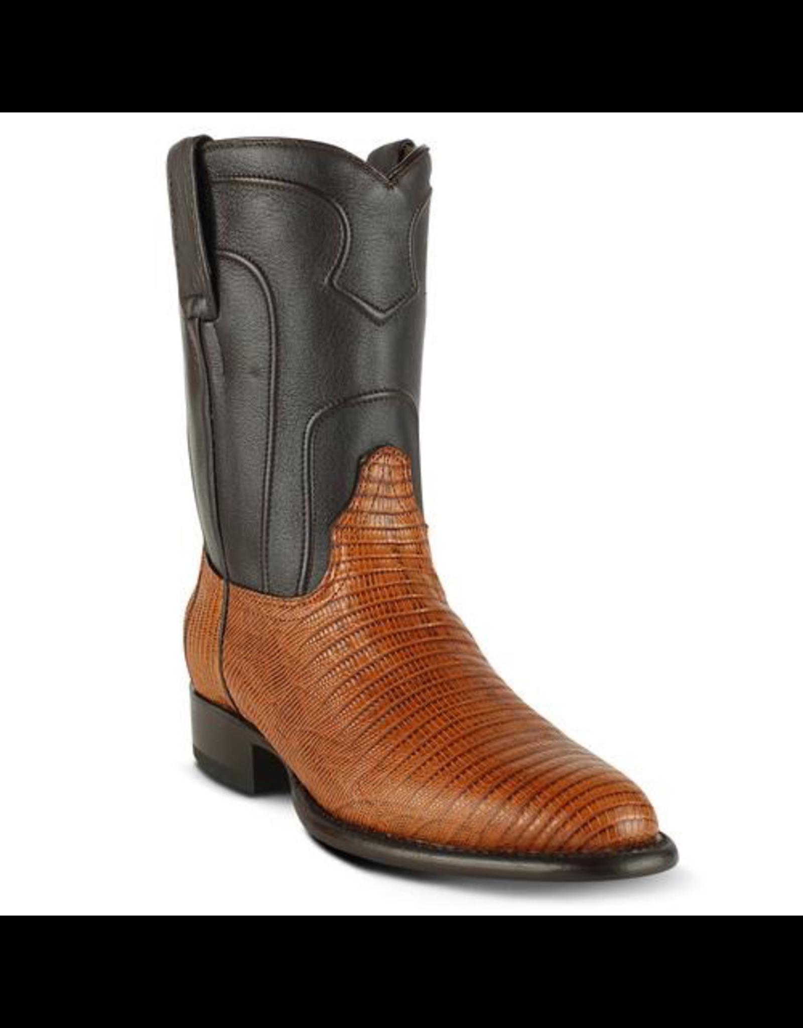 Boots-Men LOS ALTOS Teju Lizard Roper
