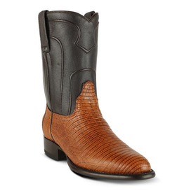 Boots-Men LOS ALTOS Teju Lizard Roper