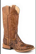 Boots-Men STETSON 12-020-8872-3743 WICKS
