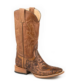 Boots-Men STETSON 12-020-8872-3743 WICKS