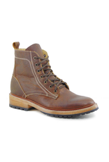 Boots-Men STETSON Oiled Chukka  Lace-Up