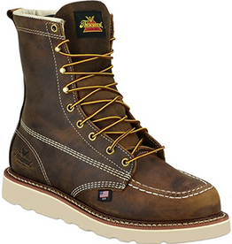Boots-Men THOROGOOD 814-4178 8in SOFT MOC TOE