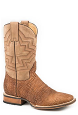 Boots-Men STETSON James Shrunken Bullhide