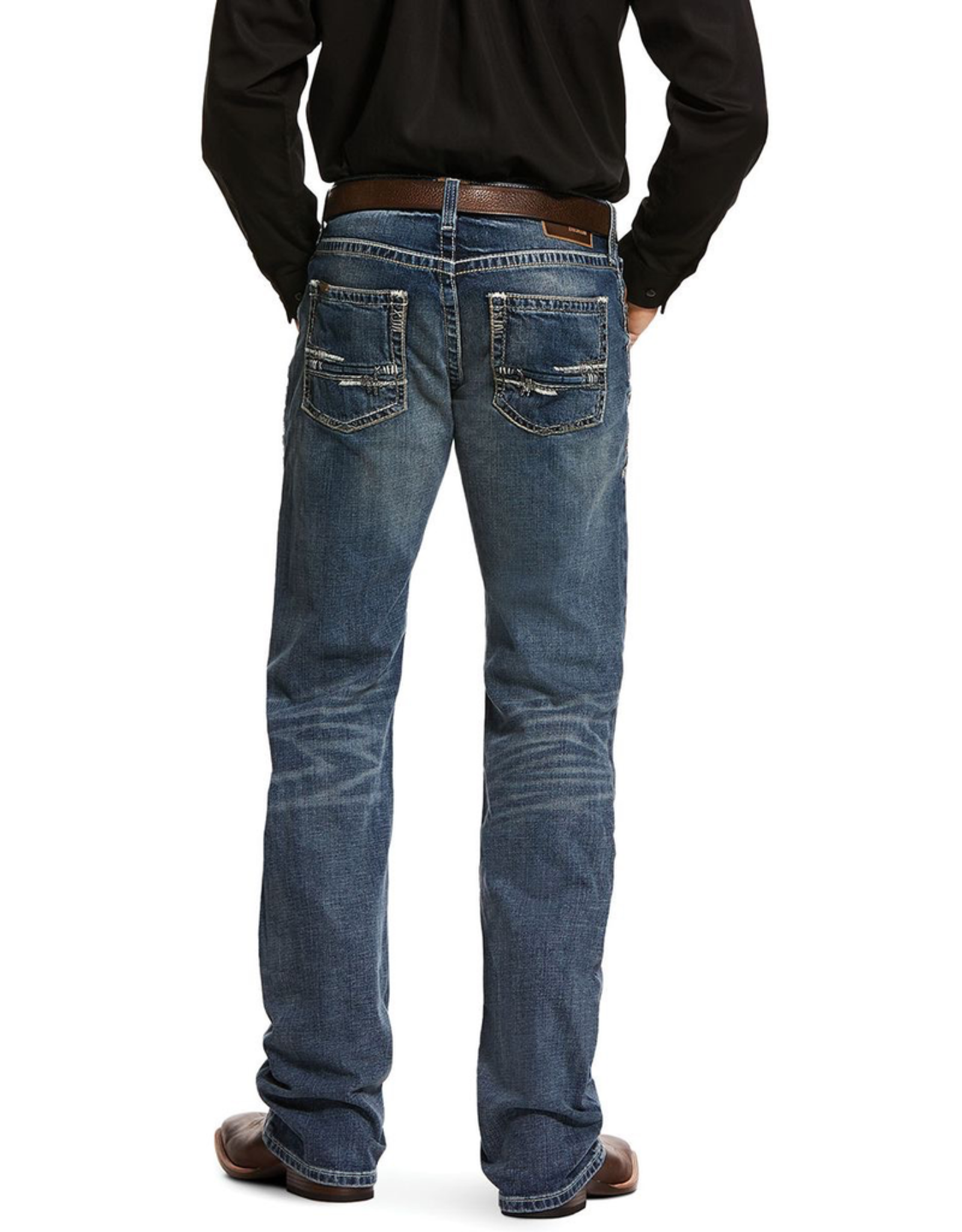 Jeans-Men ARIAT M5 Adkins