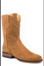 Boots-Men STETSON Dusty Bluff Roper