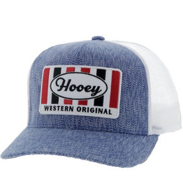Hats HOOEY Denim Retro 5-Panel