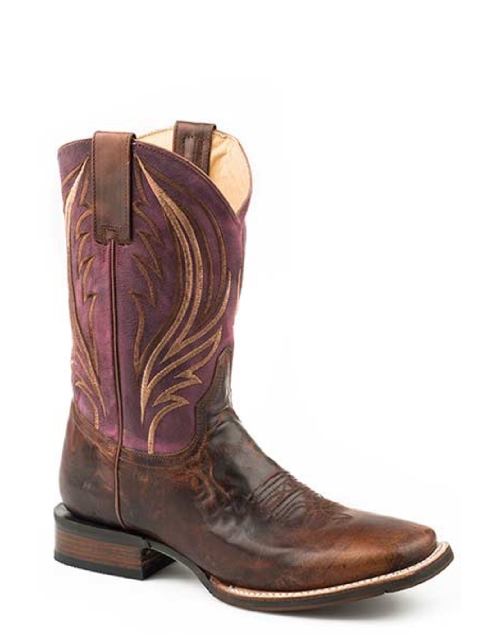 Boots-Men STETSON Wild Point