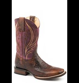 Boots-Men STETSON Wild Point