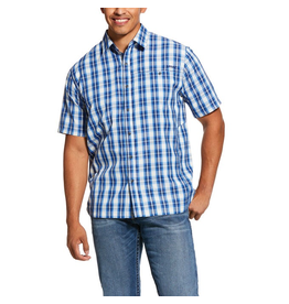 Tops-Men ARIAT TEK Solitude SS Shirt