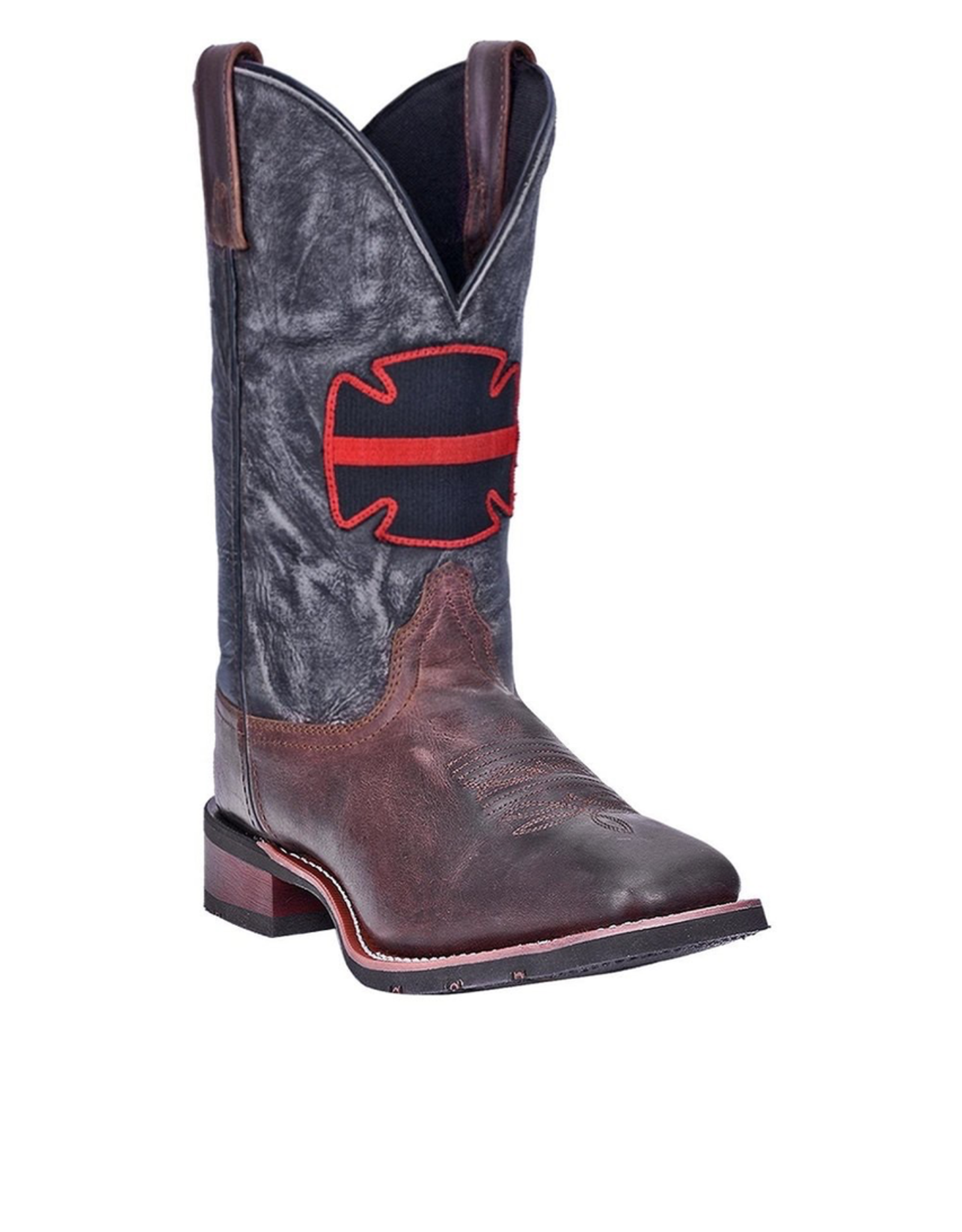 Boots-Men LAREDO 7875 Back The Red