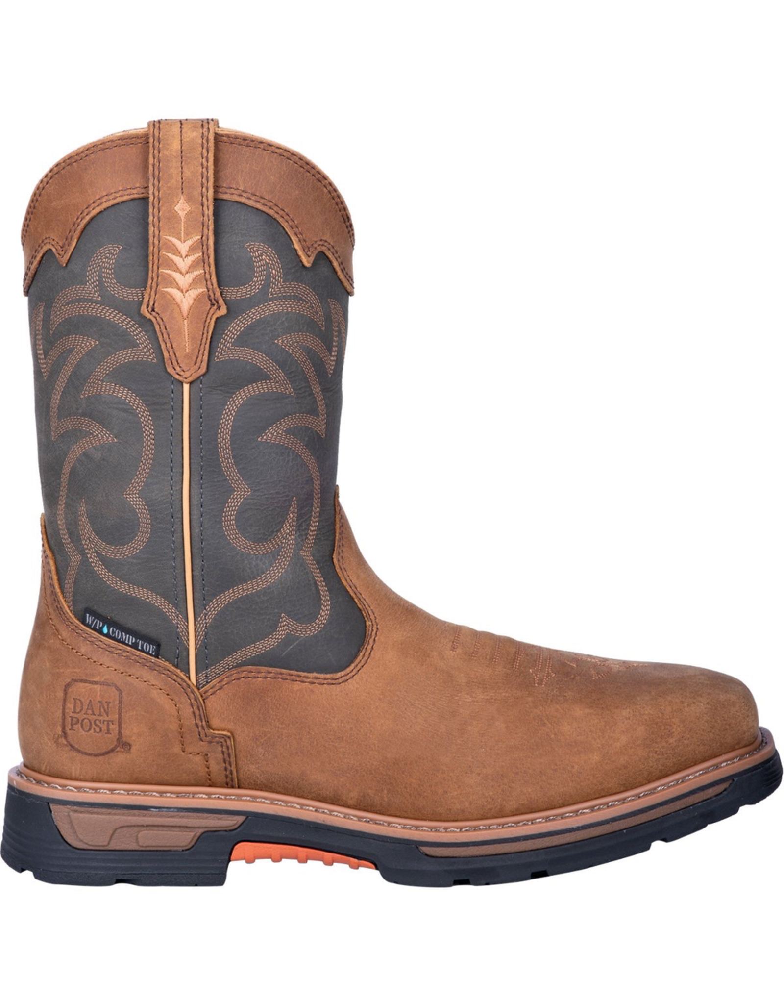 Boots-Men DAN POST Storm Tide