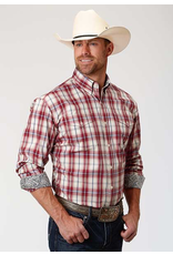 Tops-Men ROPER Vintage Plaid