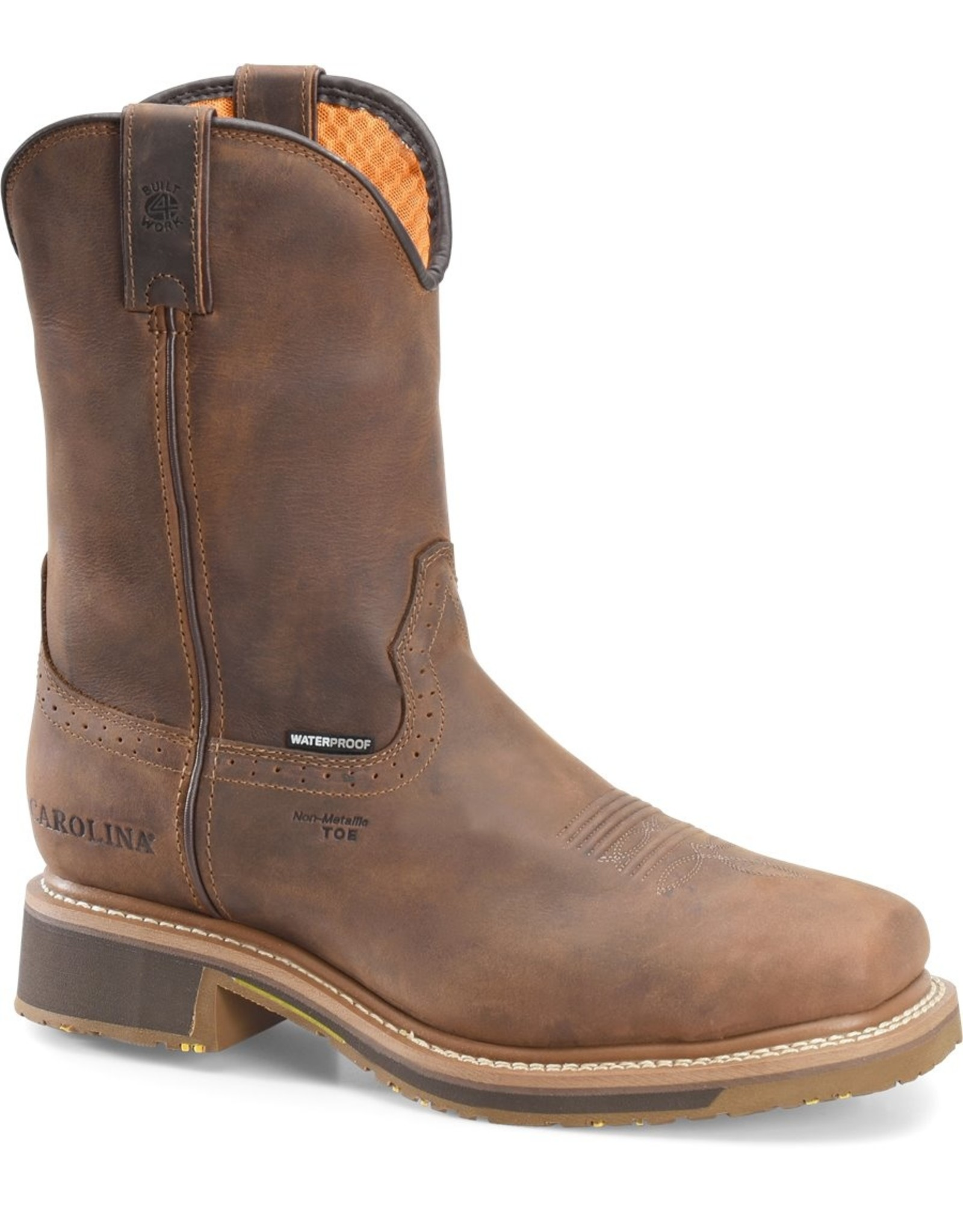 Boots-Men CAROLINA Anchor CA8536