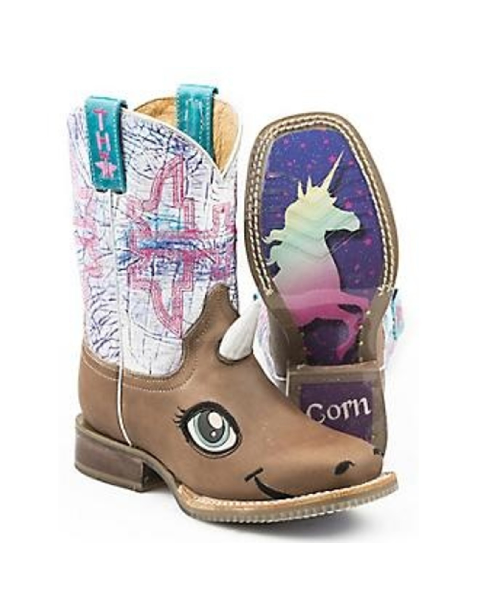 Boots-Children TIN HAUL Unicorn