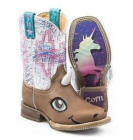 Boots-Children TIN HAUL Unicorn