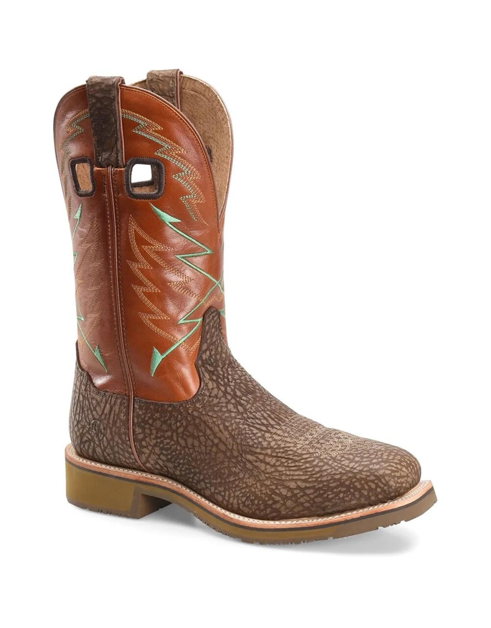Boots-Men DOUBLE H Odgar Steel Toe