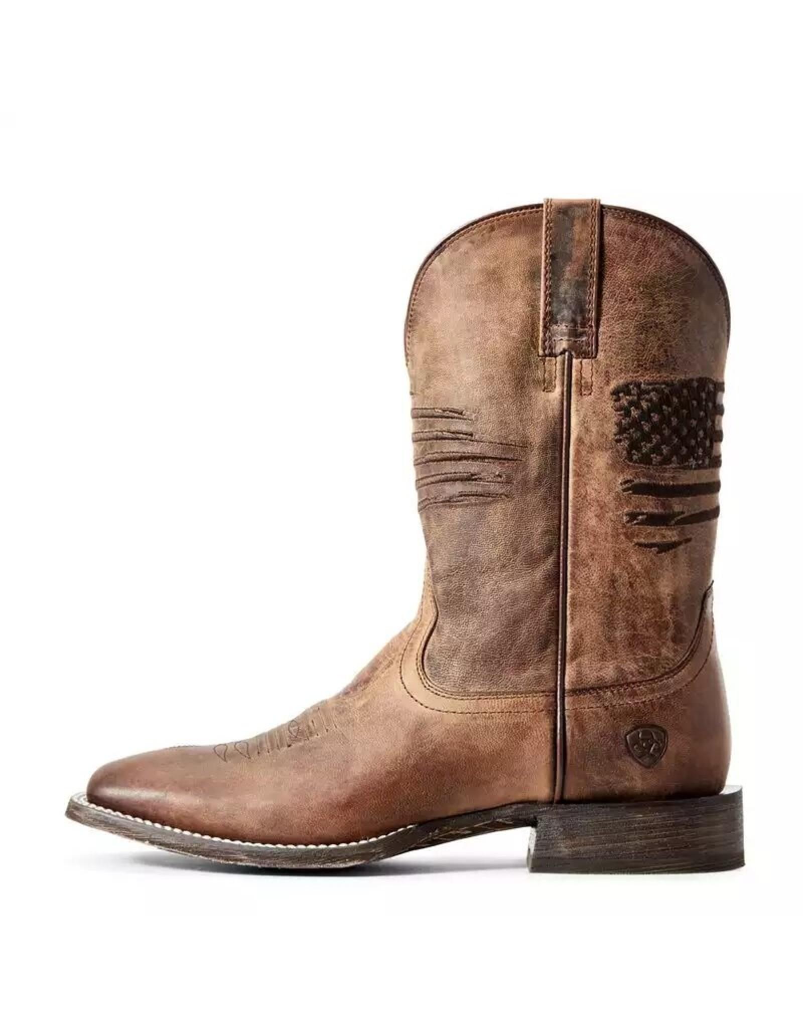 Boots-Men ARIAT Circuit Patriot 10029699
