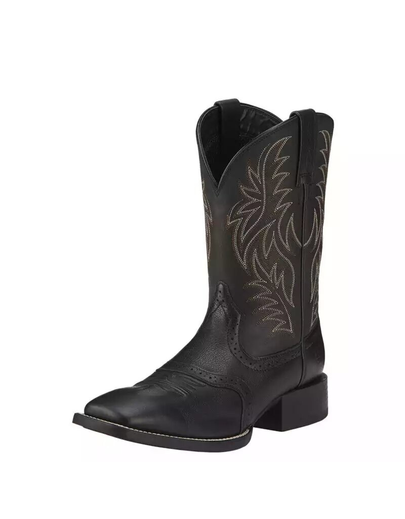 Boots-Men ARIAT Sport Western Wide Sq