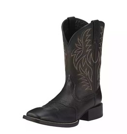 Boots-Men ARIAT Sport Western Wide Sq