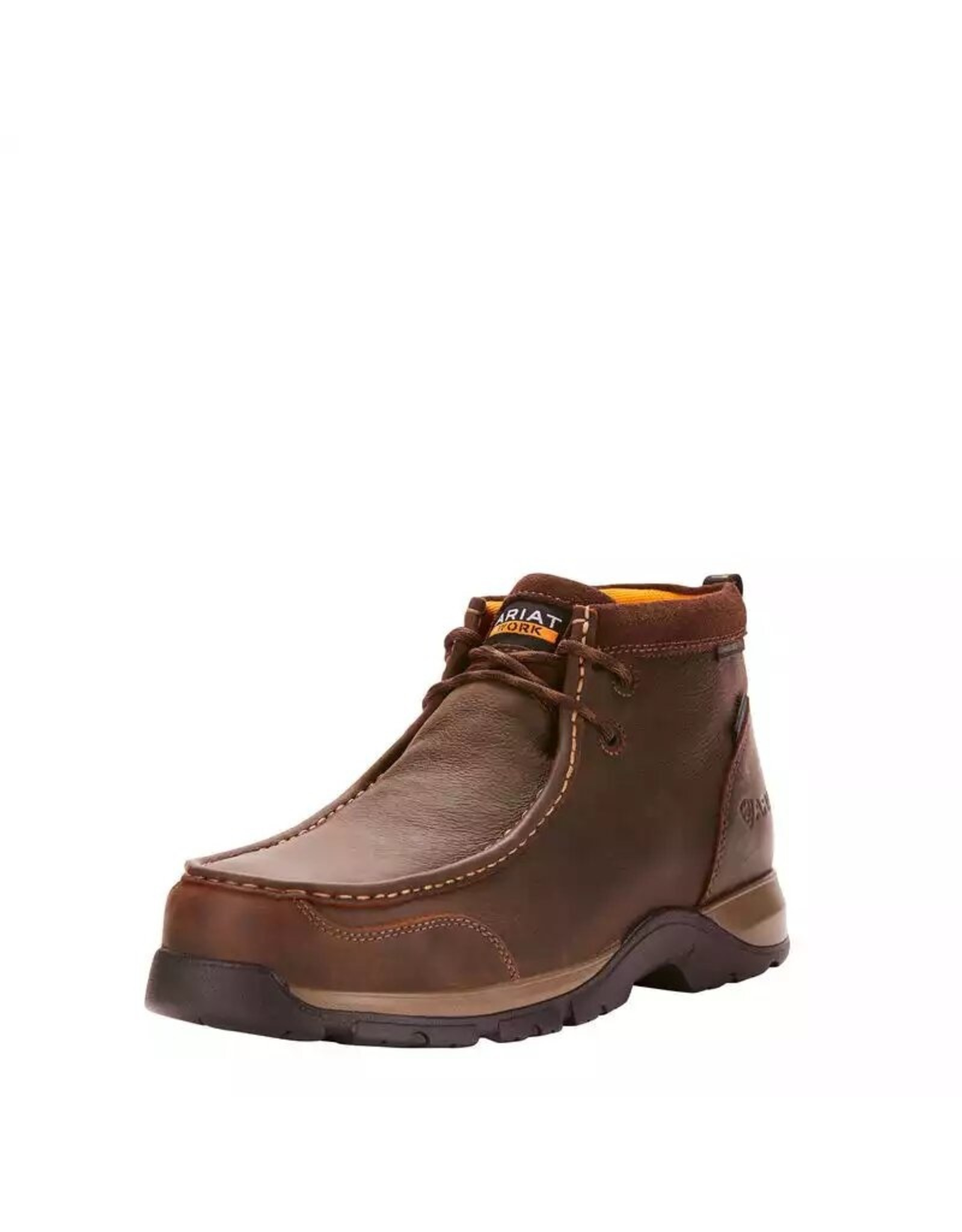 Boots-Men ARIAT Edge LTE H2O Comp Toe