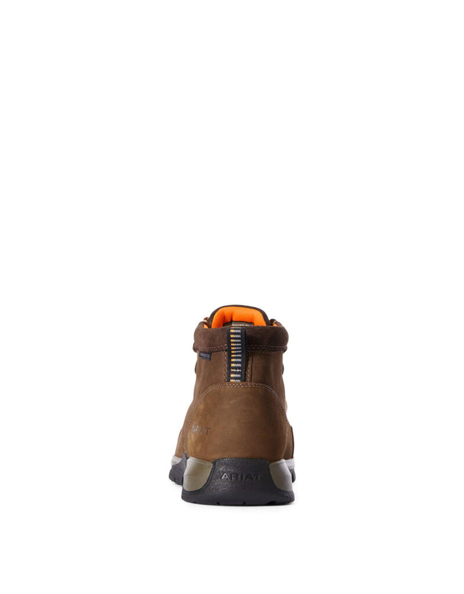 Boots-Men ARIAT Edge LTE Moc Comp Toe