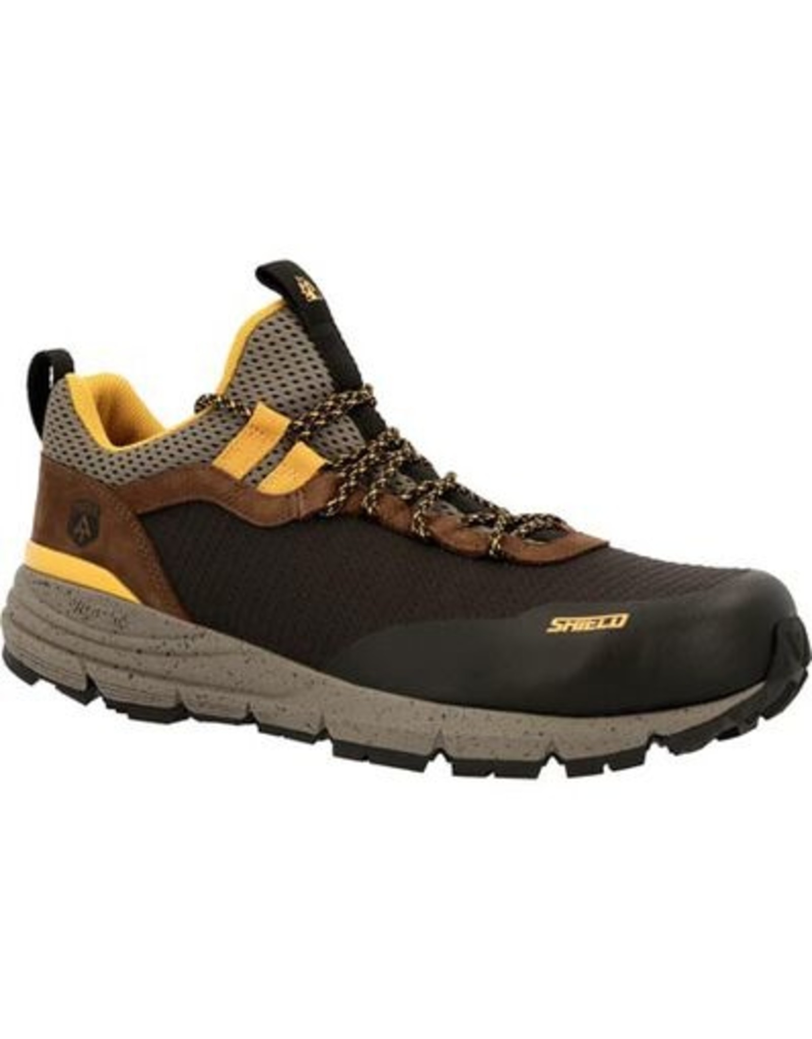 Boots-Men ROCKY RKK0341 Rugged AT Composite Toe Work Sneaker