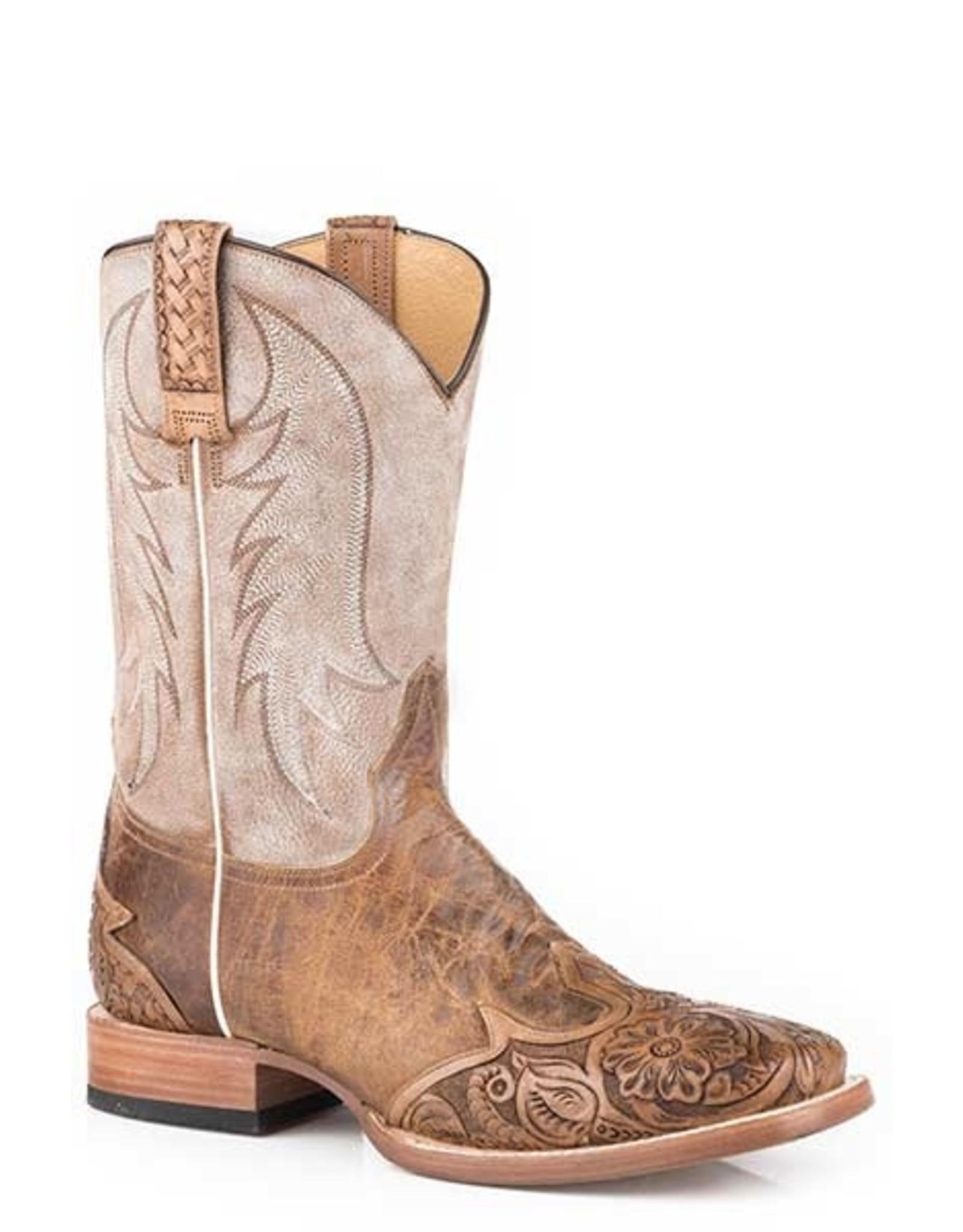 Boots-Men STETSON 12-020-8872-4035 Deigo