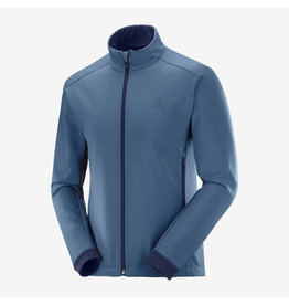 SALOMON AGILE SOFTSHELL JACKET M