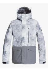Quiksilver Mission Printed Block Snow Jacket