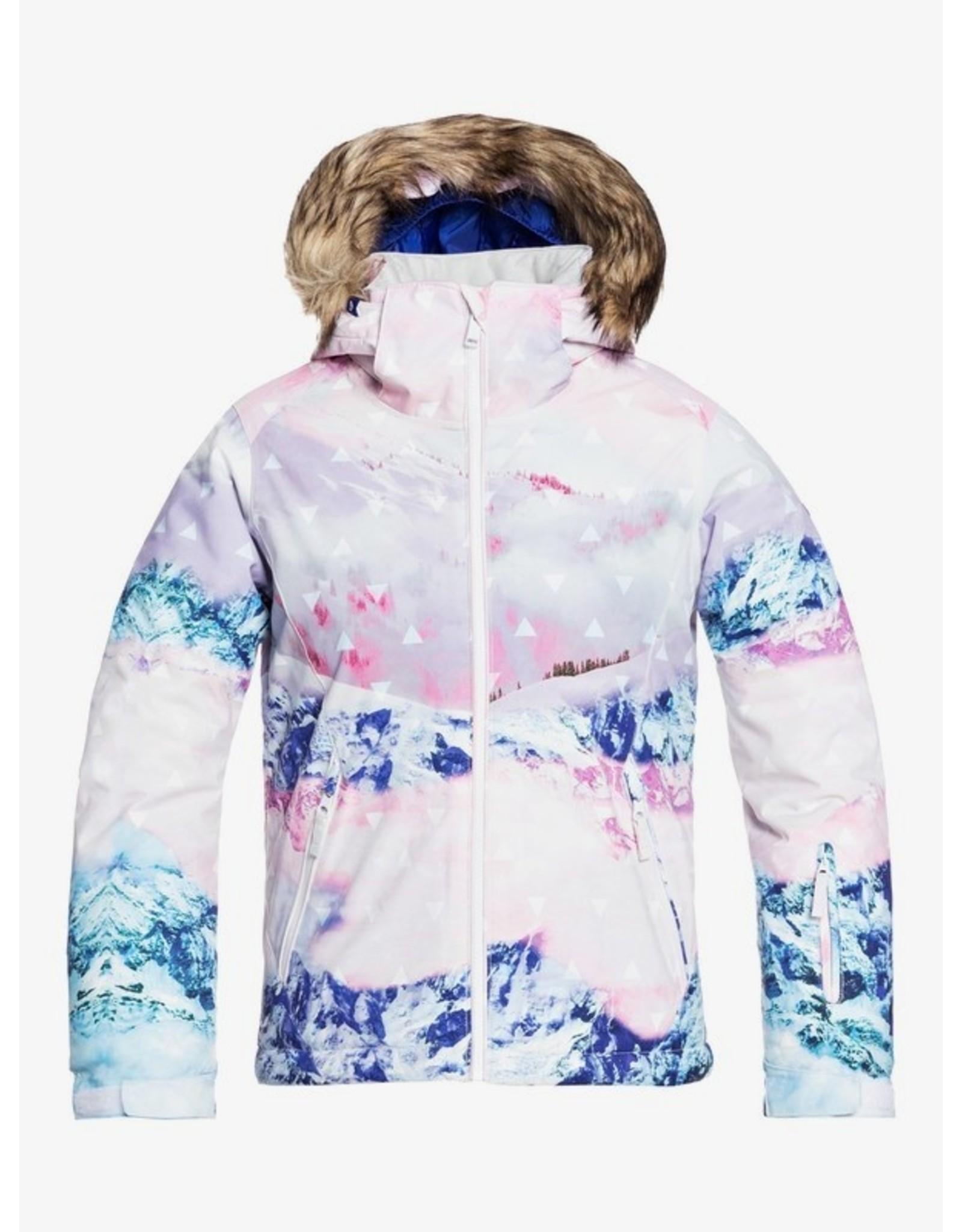 ROXY Roxy American Pie Snow Jacket Girl's