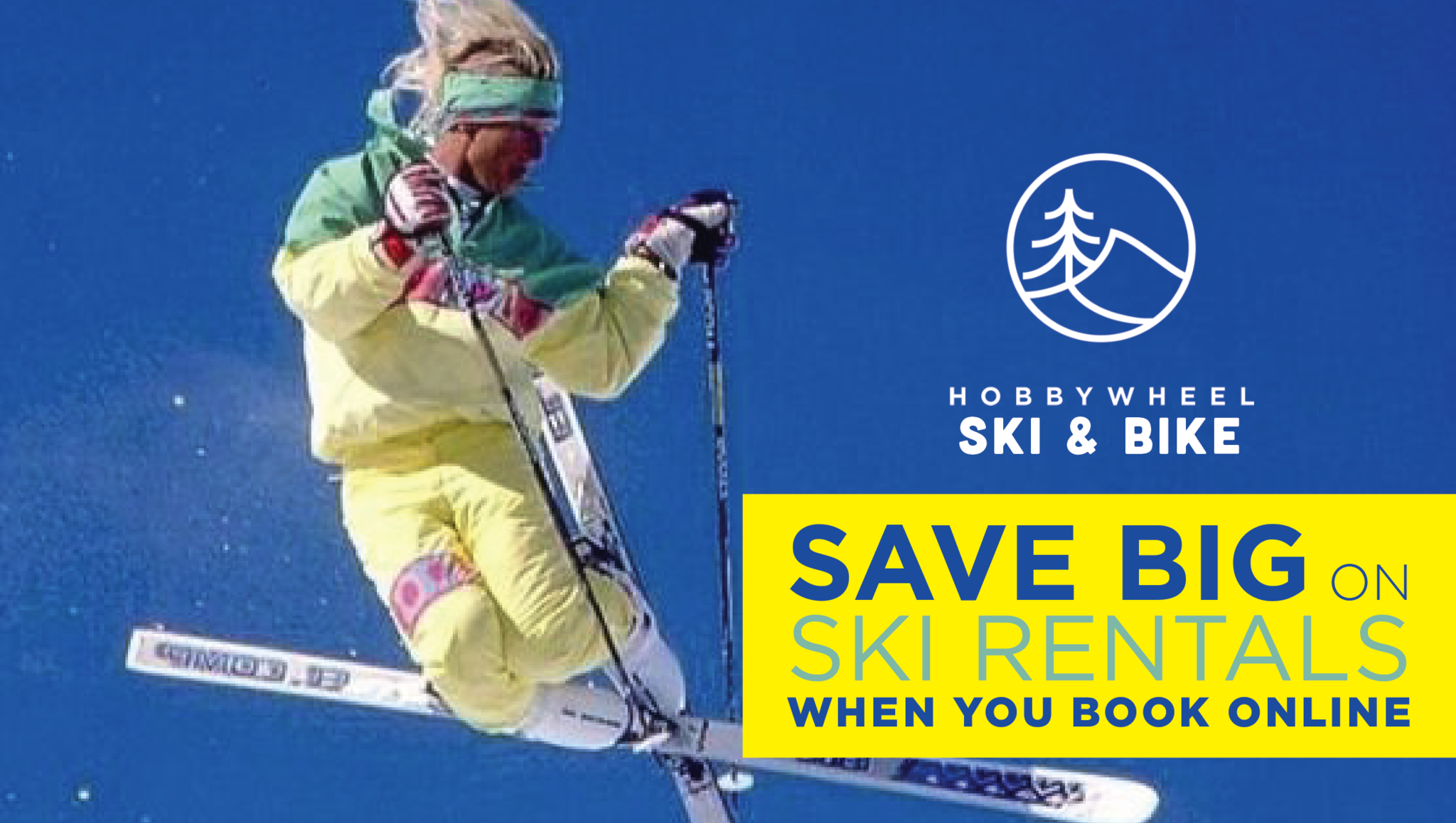 Save big on ski rentals!