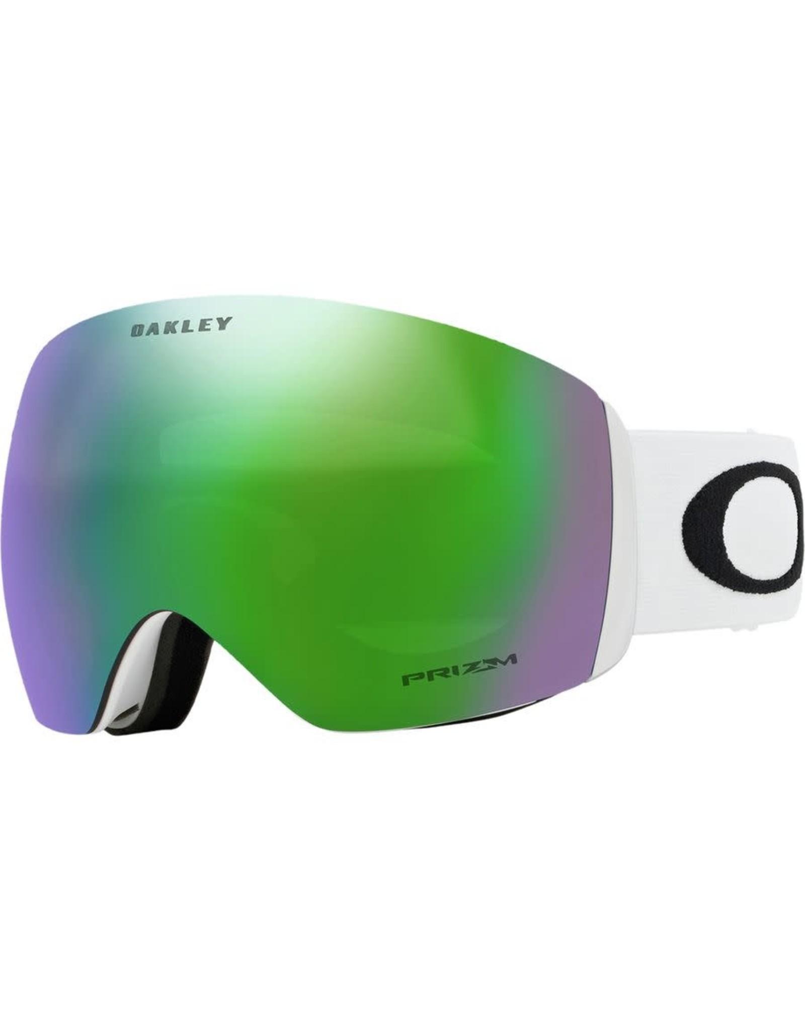 Oakley Oakley Flight Deck Matte White w/Prizm Jade