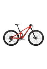 TREK 2021 Trek Top Fuel 9.7 NX Large Gloss Red/Matte Carbon Smoke
