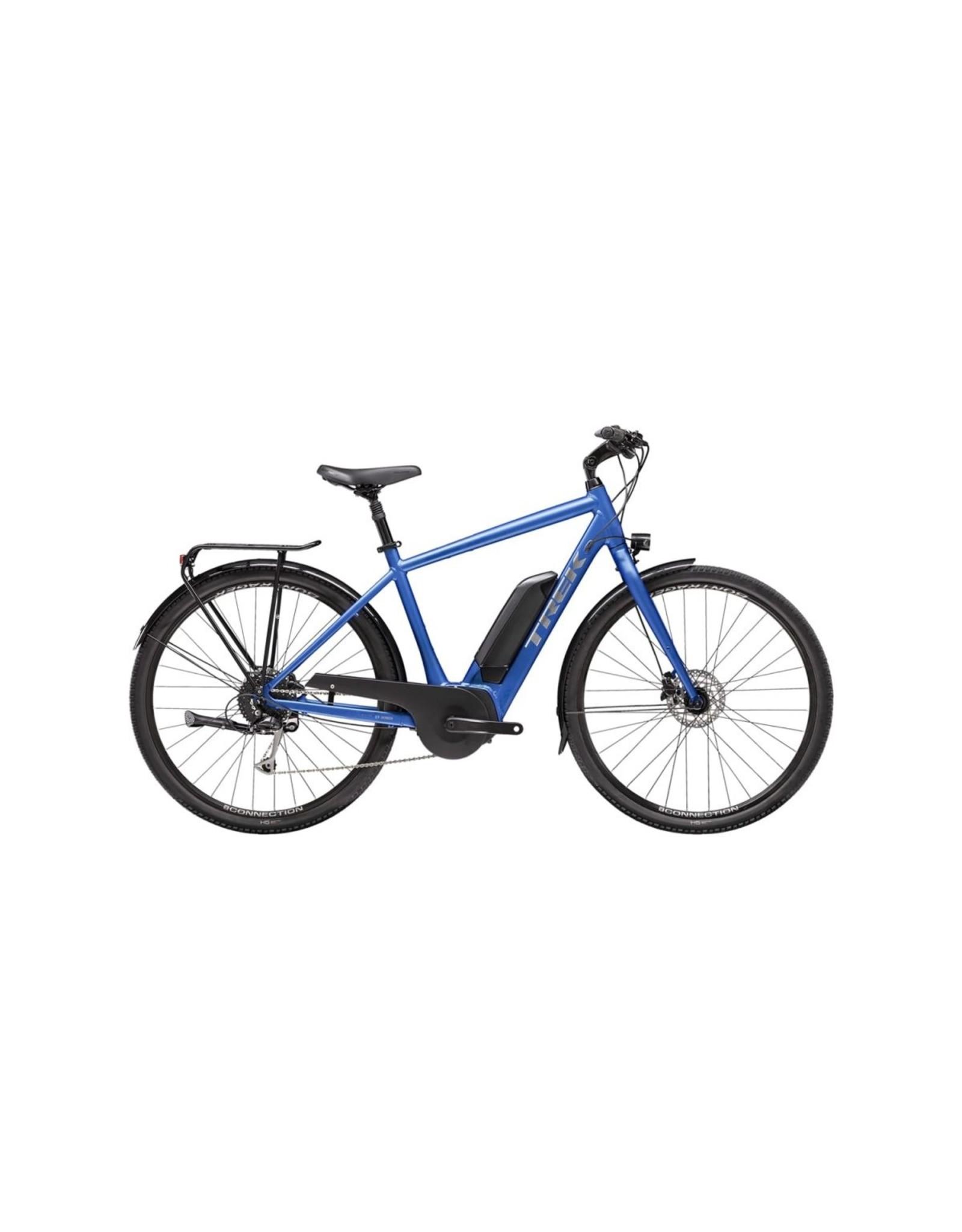 TREK 2021 Trek Verve+ 2 Men's US XL Matte Alpine Blue