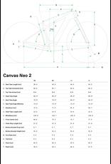 Cannondale 2021 Cannondale M Canvas Neo 2 SGG Large
