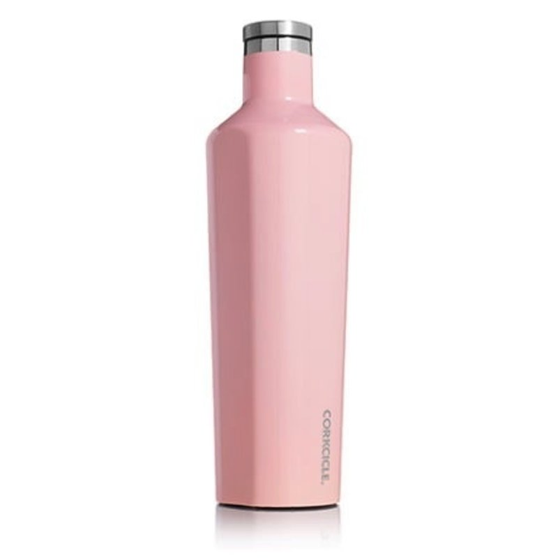 Corkcicle Corkcicle Gloss Rose Quartz Canteen  - 25oz.