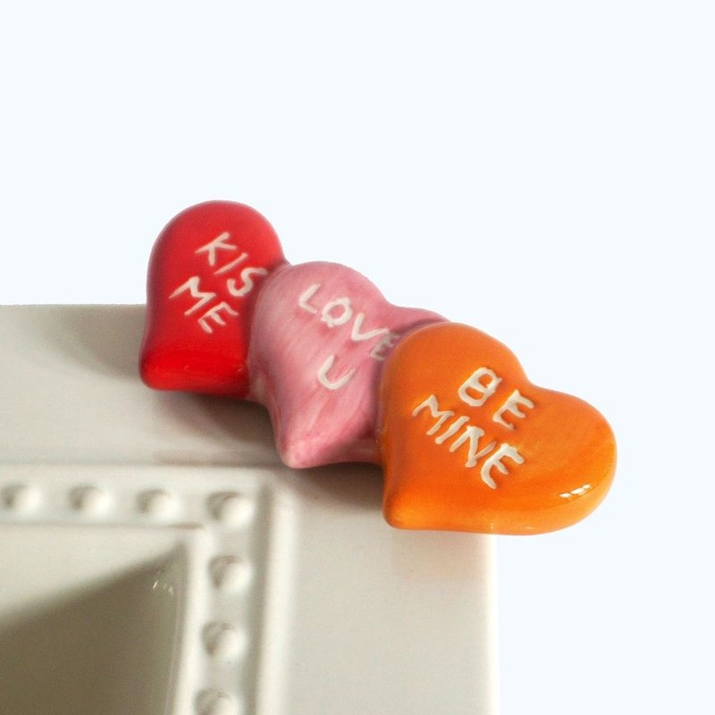 Nora Fleming It's a Love Thing Mini