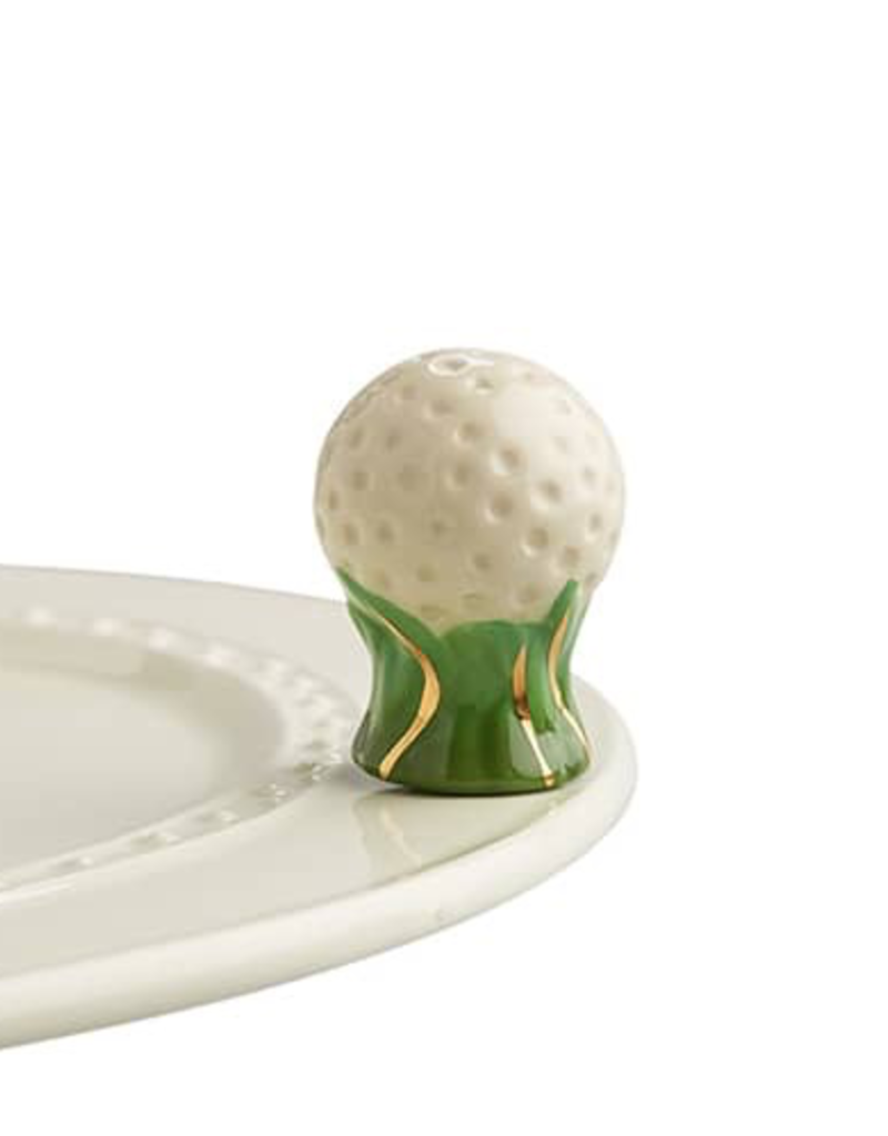 Nora Fleming - Hole in One - Golf Ball Mini