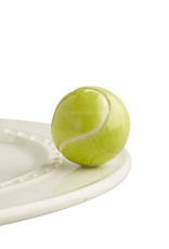 Nora Fleming - Game, Set, Match! - Tennis Ball Mini