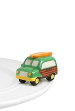 Nora Fleming - Surf's Up! - Woody Wagon Mini