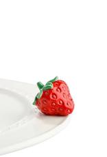 Nora Fleming - Juicy Fruit - Strawberry Mini