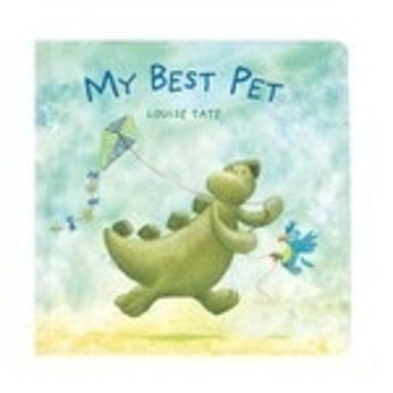 Jellycat Jellycat My Best Pet Board Book