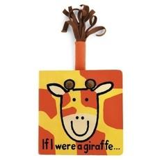 Jellycat Jellycat Book If I Were A Giraffe