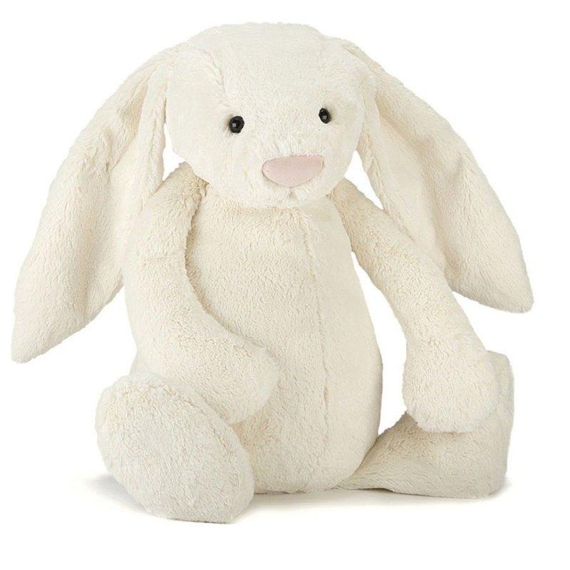 Jellycat Jellycat Bashful Cream Bunny