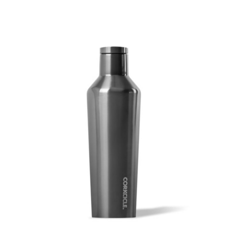 Corkcicle Corkcicle Gunmetal Canteen - 16 oz