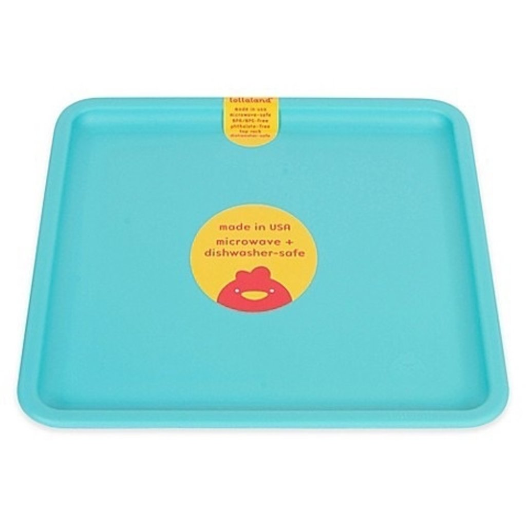 Lollaland Plate - Turquoise