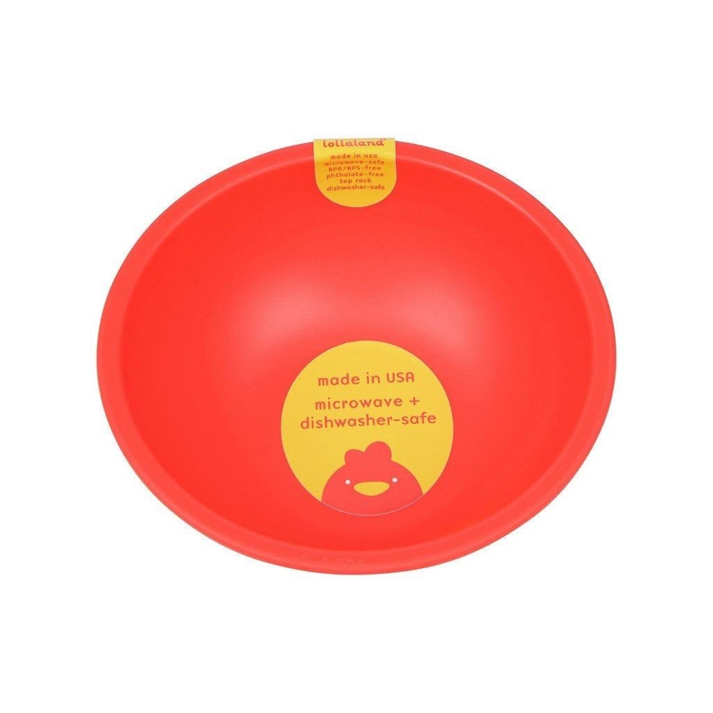 Lollaland Bowl - Red