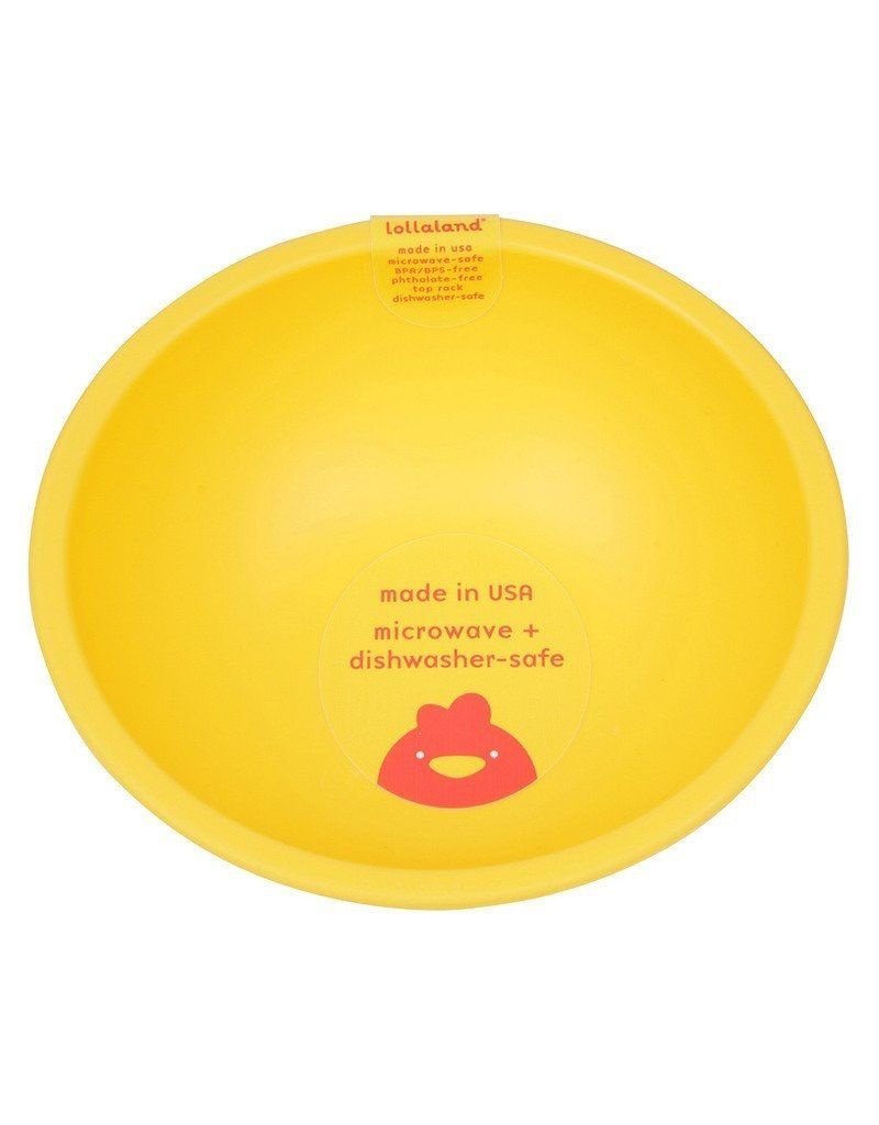 Lollaland Bowl - Yellow
