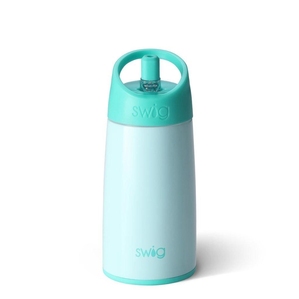 Swig 12oz Kids Bottle-Seaglass