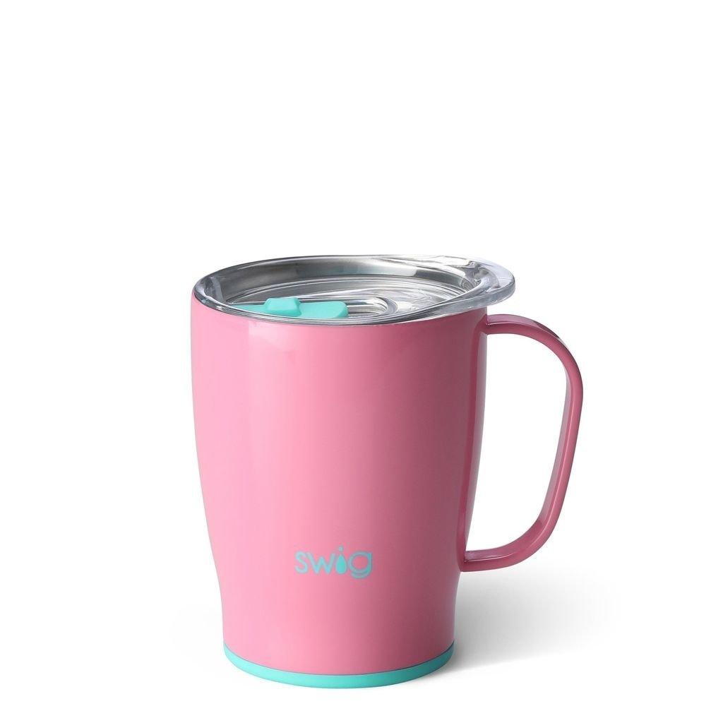 Swig  18 oz Mug Peony